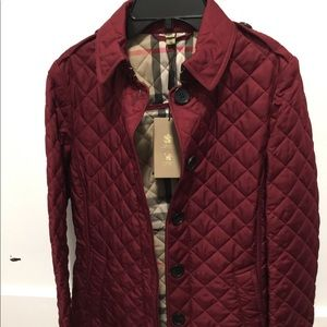 Burberry jacket for women